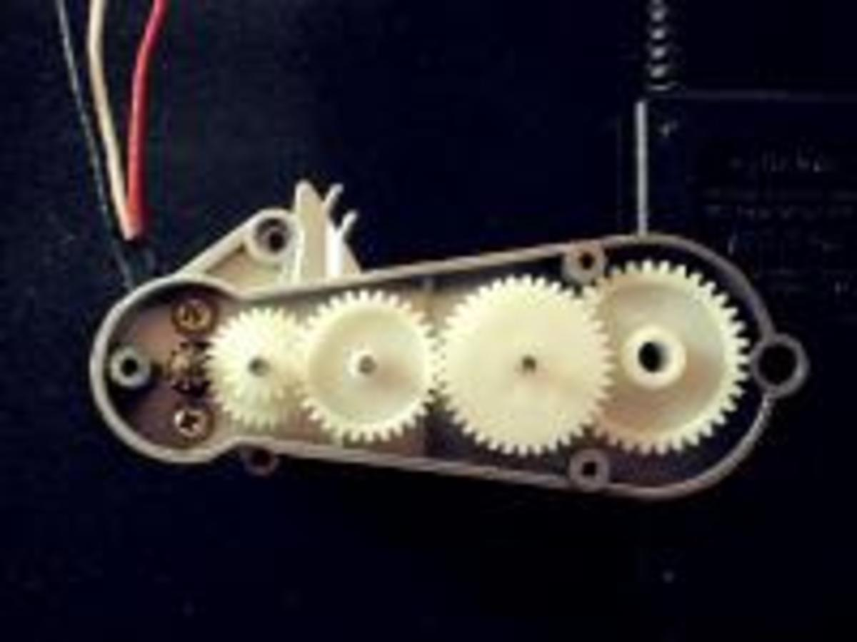 the gears are similar to this in appearance