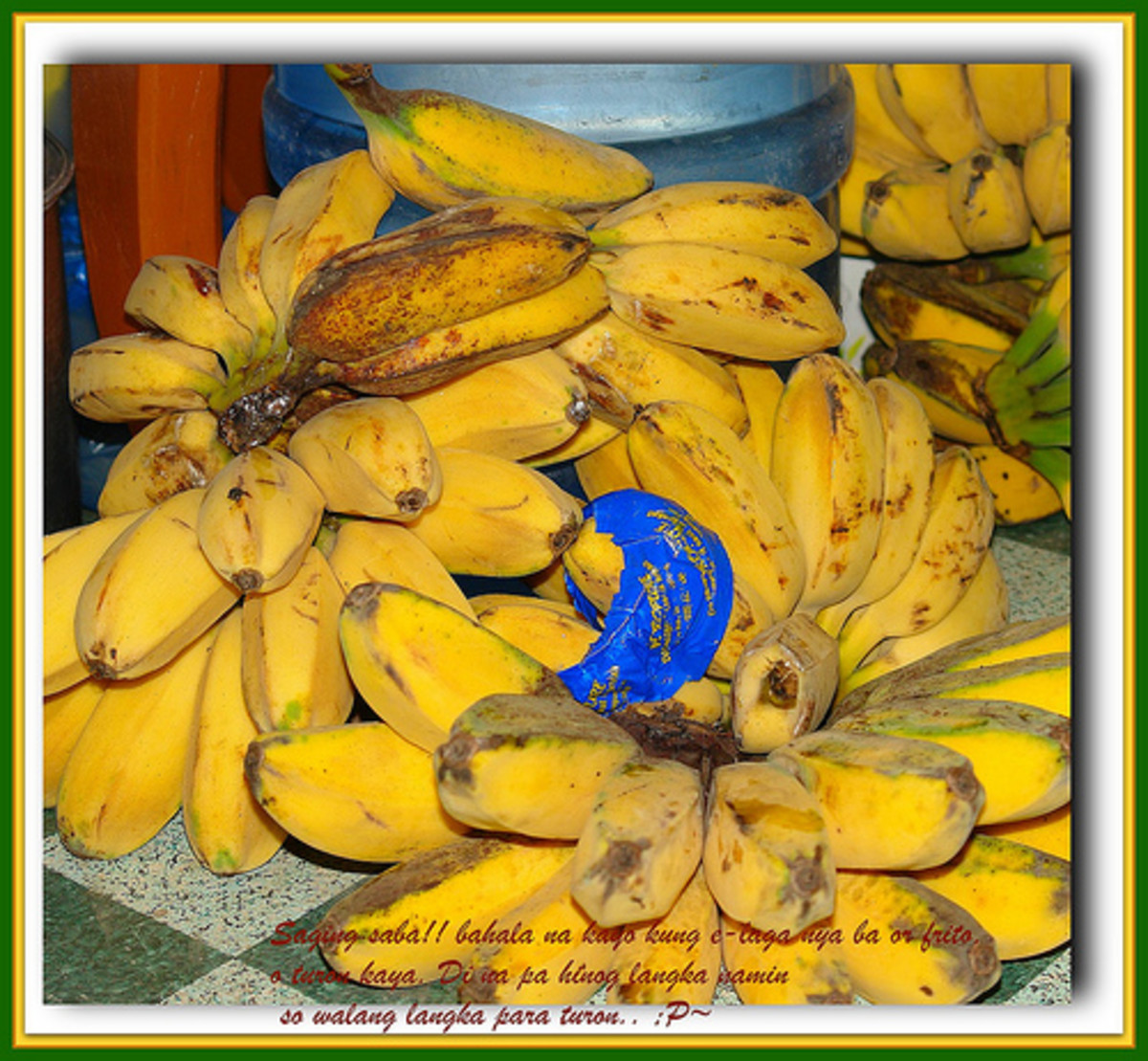 Ripe Plantain Bananas (Photo courtesy by sassy40's Signed-off! from Flickr)