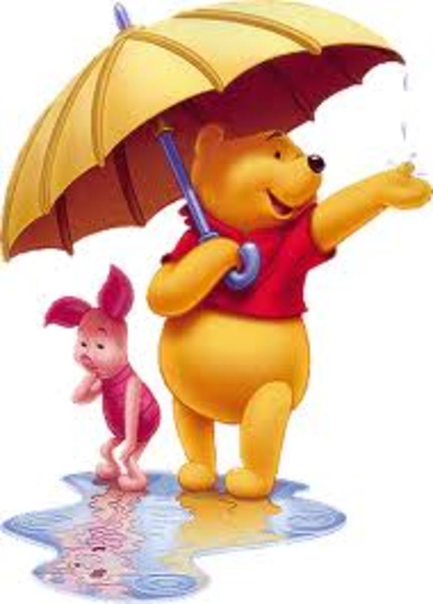 Winnie the Pooh Personality Types Test