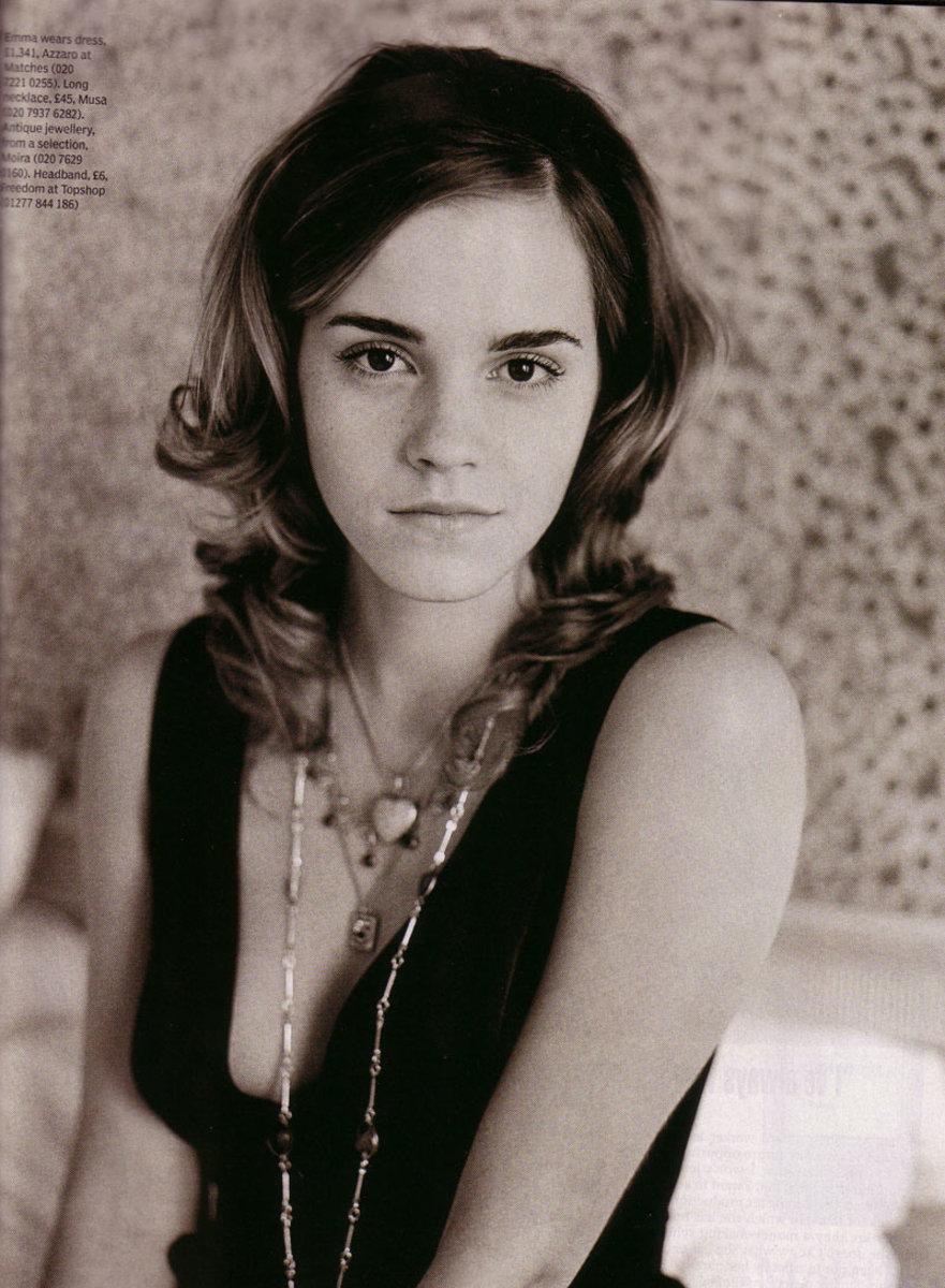 Hair Sedu Style Emma Watson