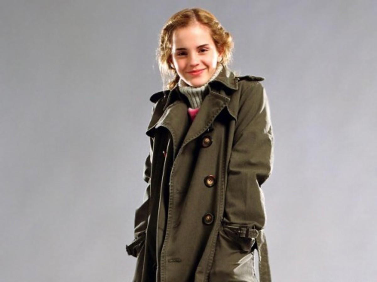 Talented Emma Watson