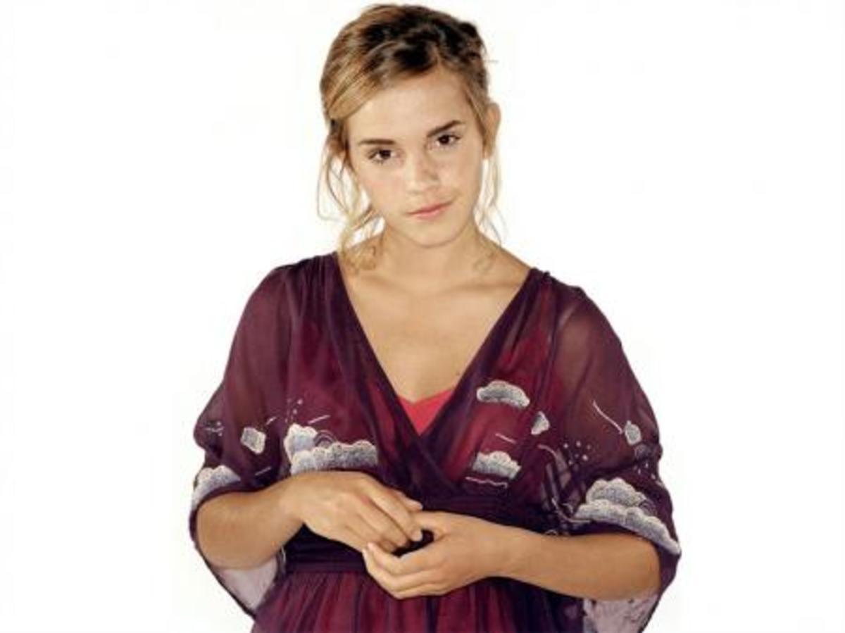 Harry Potter Emma Watson