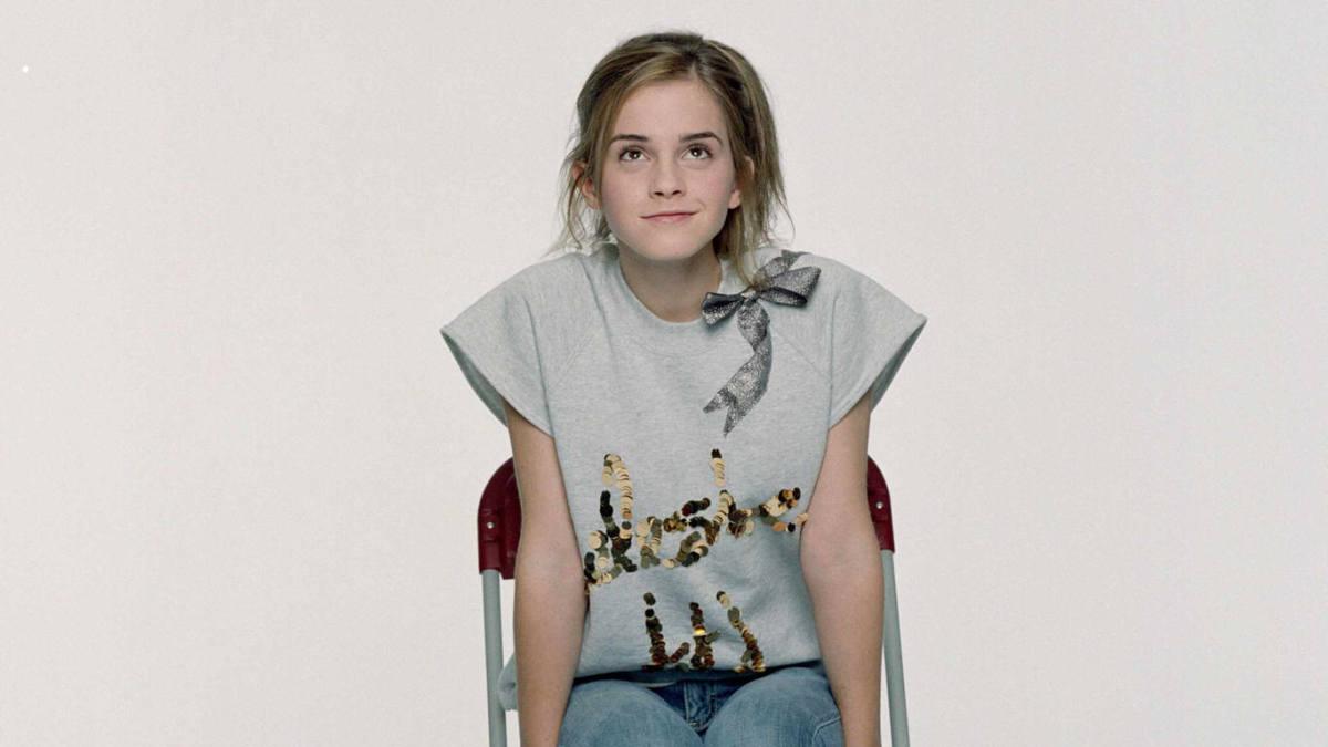 Attractive Emma Watson