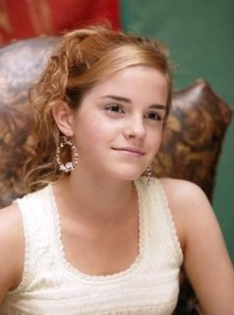 Emma Watson dating Daniel Radcliffe?