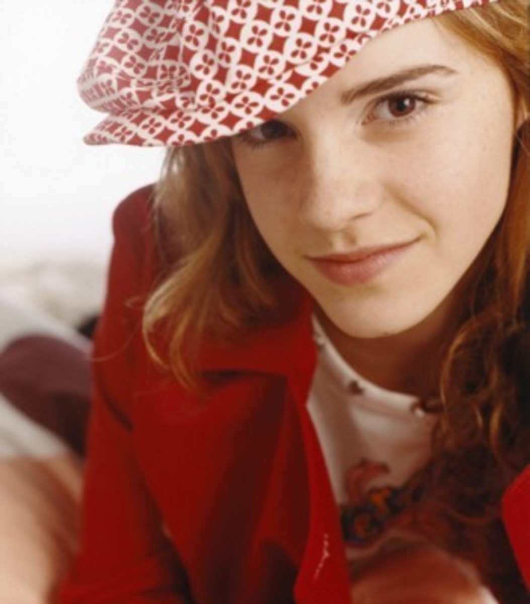 Gorgeous Emma Watson