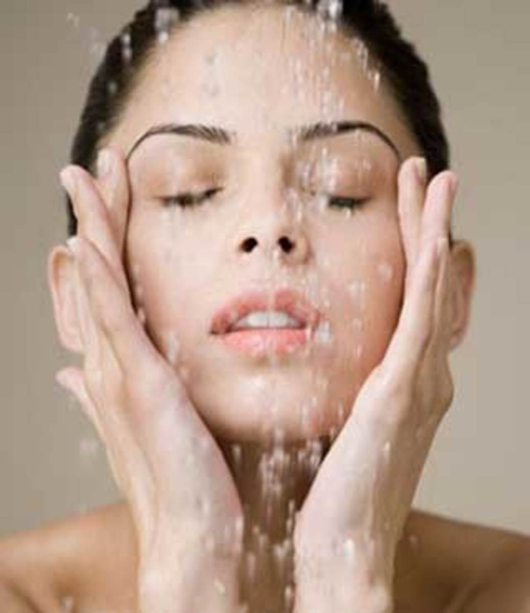 Spa-At-Home: Facial Cleanser and Face Scrub Recipes