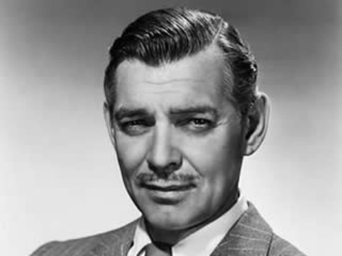 Clark Gable The King of Hollywood
