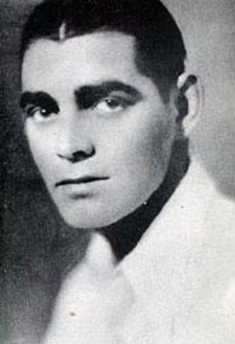Gable in the 20's
