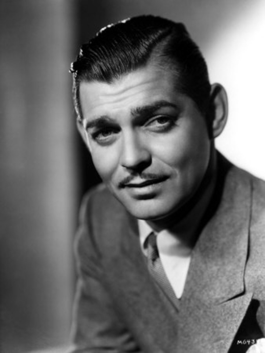 The Incomparable Clark Gable