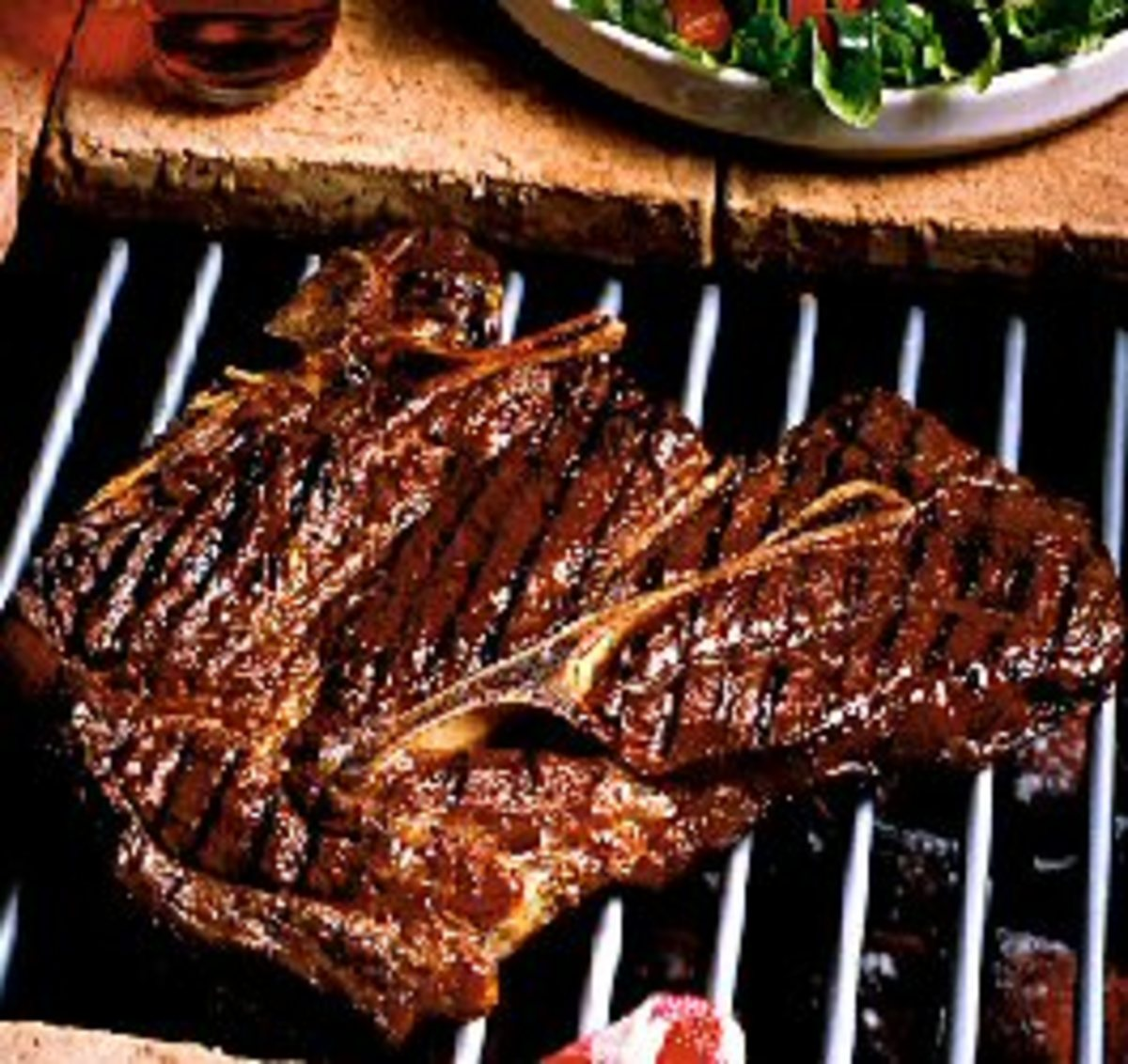 Steak house secrets. Make great steak at home every time!