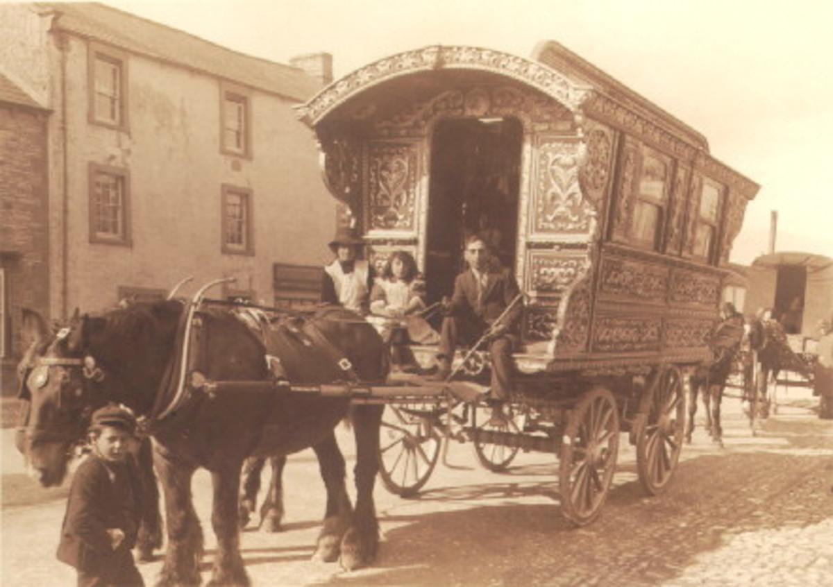 A Roma Caravan