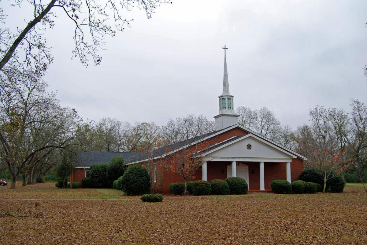 President Carter's Church