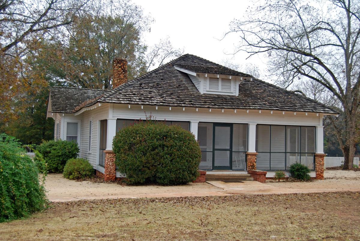 Pres. Carter's Home