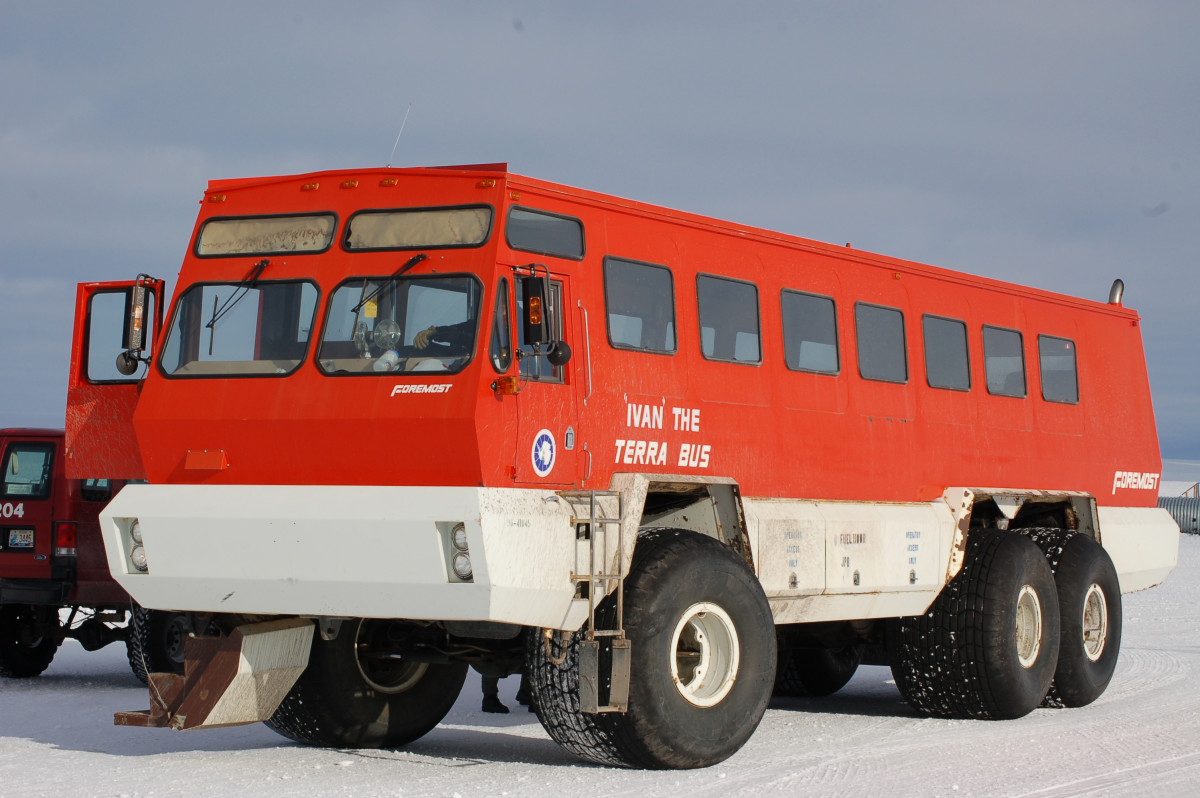 Mass Transit: Ivan The Terra Bus