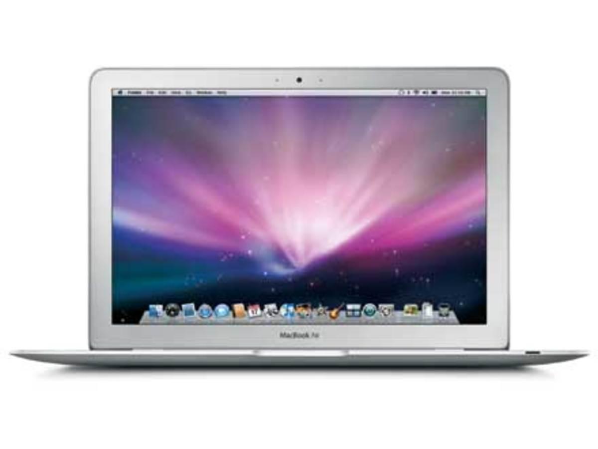 MacBook Air Photo: CNET.com