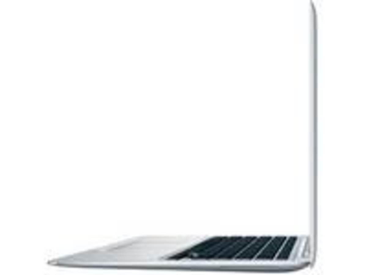 MacBook Air World's Thinnest Notebook Photo:CNET.com