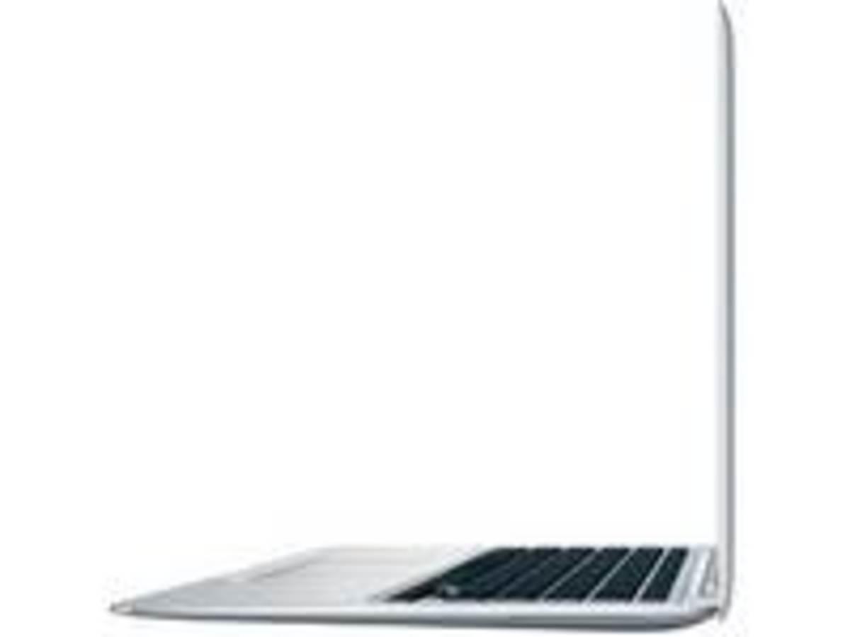 MacBook Air World's Thinnest Notebook Photo:CNET.com