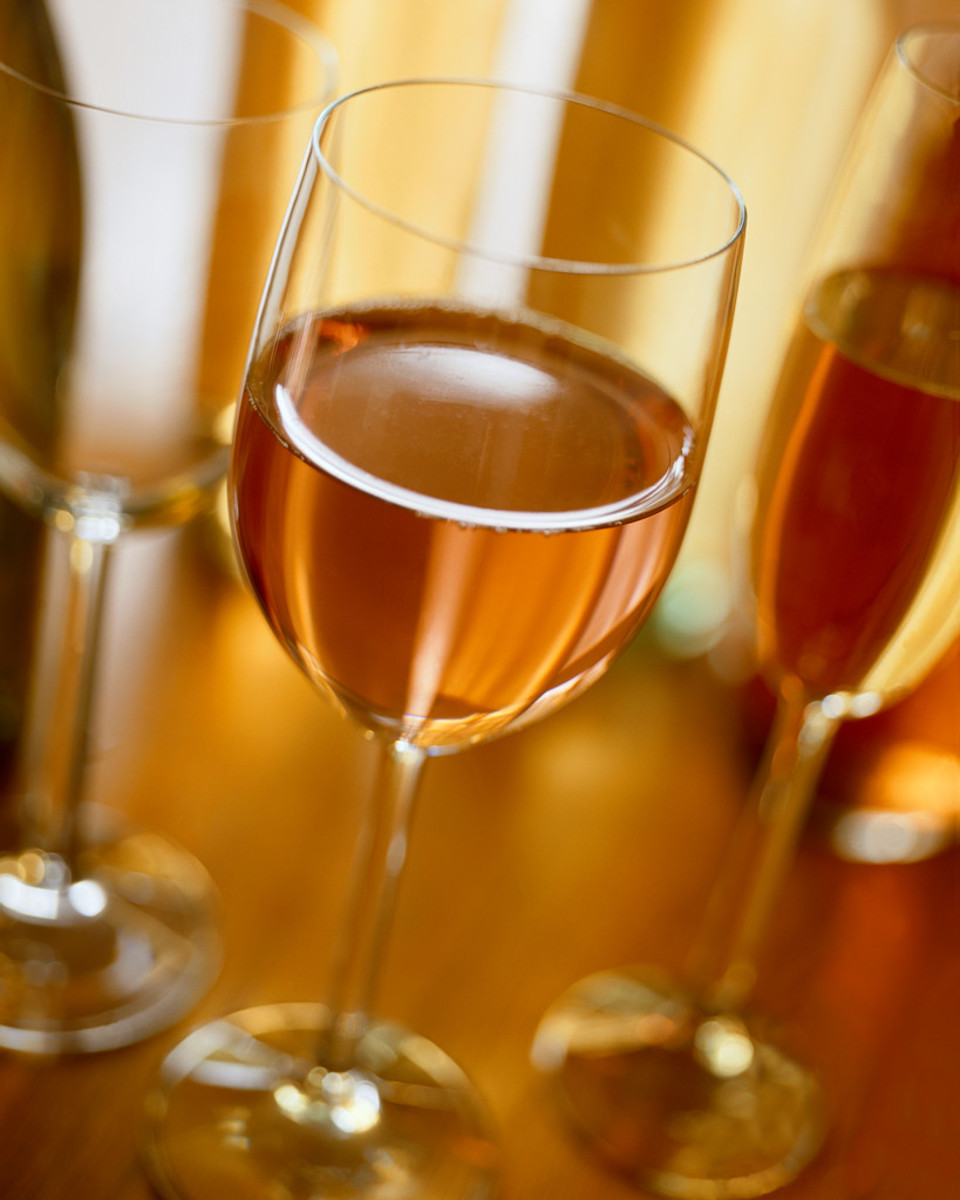 Don't overpour alcoholic beverages if you are trying to be vigilant about portion size control