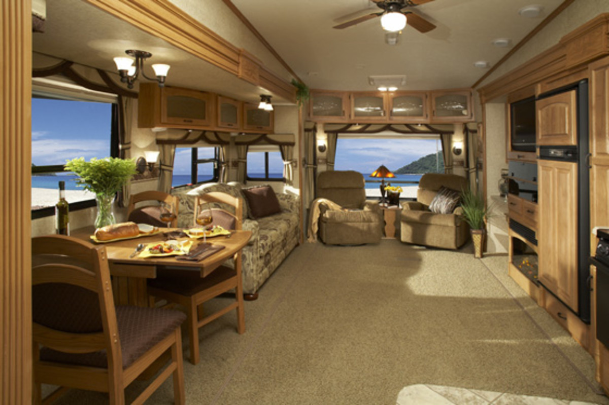 RV Interiors Photos