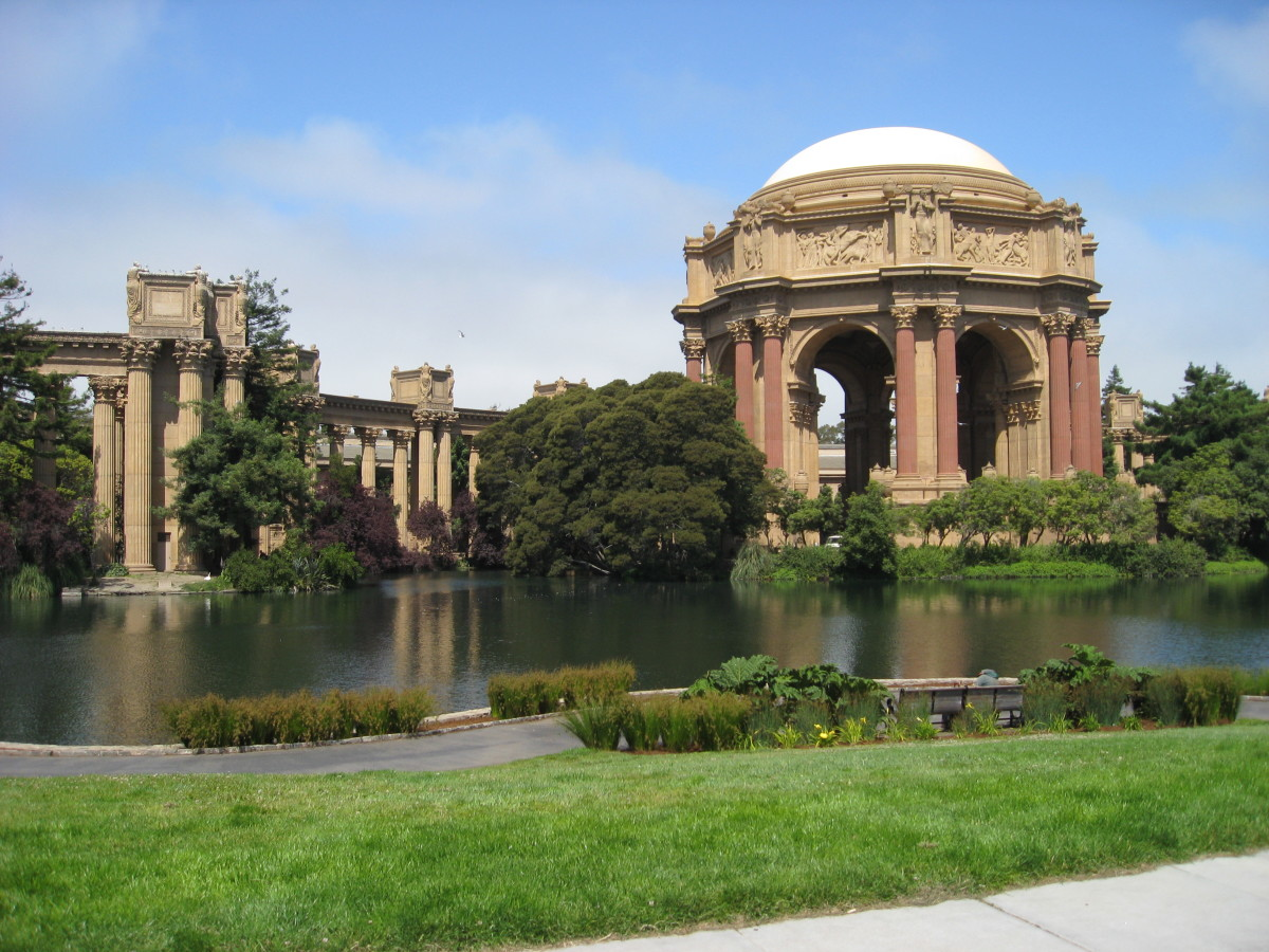As of 2012, the Exploratorium is located at the Palace of Fine Arts near Crissy Field, SF