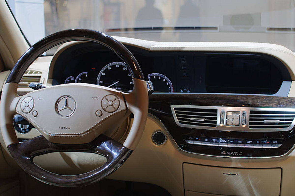 For detail cleaning on the dashboard, the best thing to use is a soft paintbrush or a toothbrush to ensure that you get into all of the grooves.