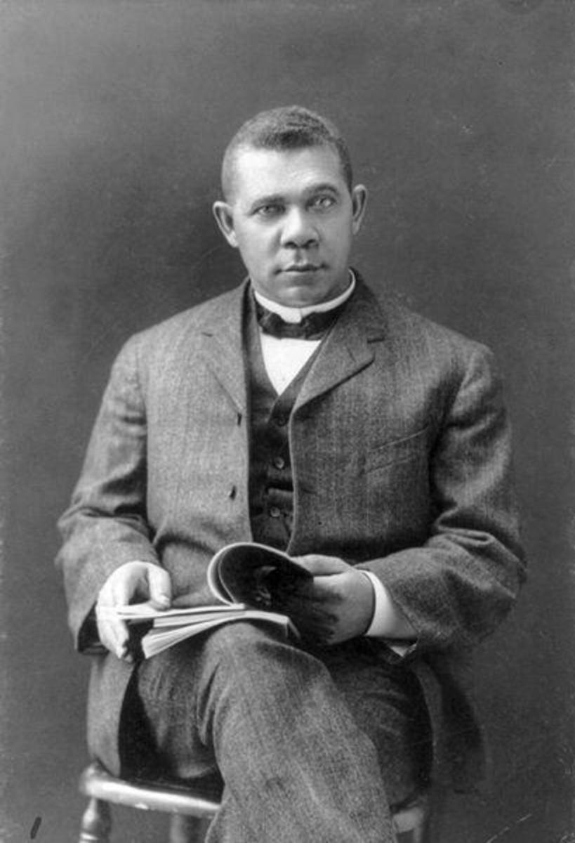 Booker T. Washington - Leader of Black Self-Help Movement