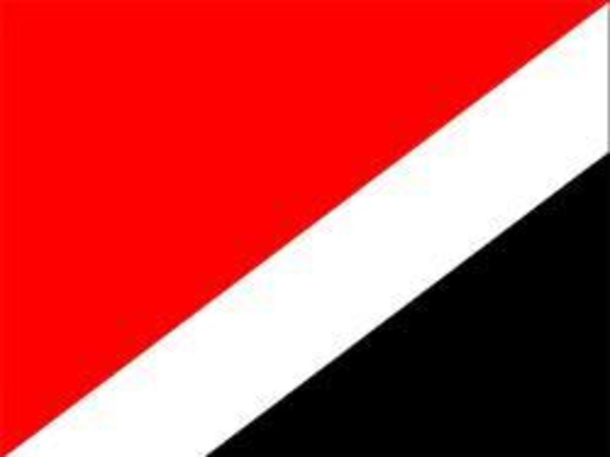 Flag of Principality of Sealand