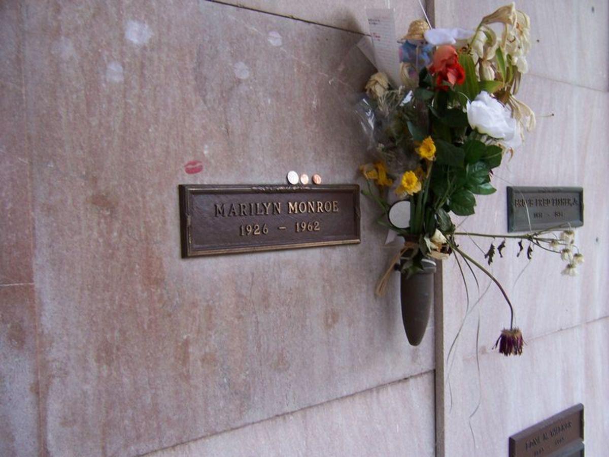 Marilyn Monroe Crypt