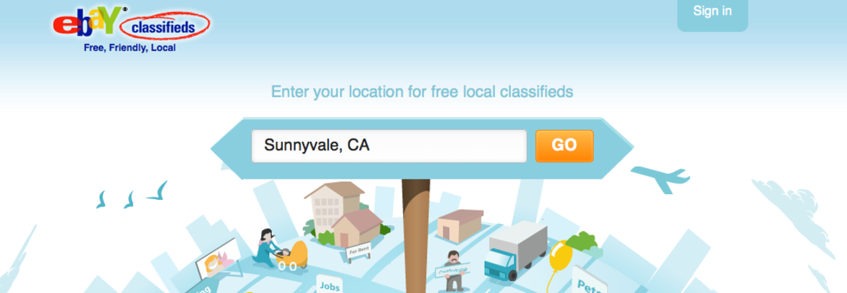 Free Classified Ads Sites: Craigslist and eBay Classifieds