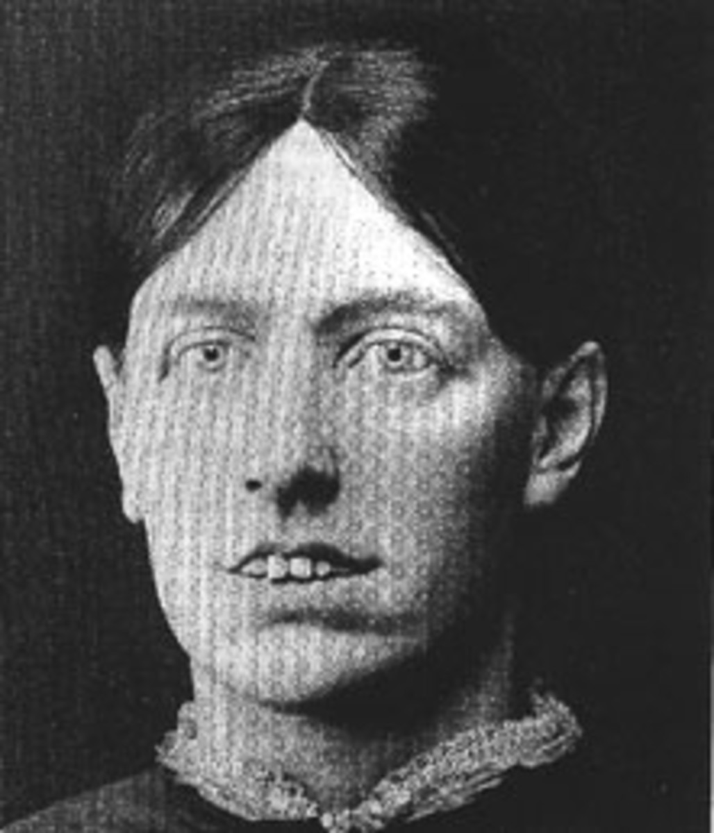 Mary Pearcey was hung for two murders she was convicted of. But was she really Jill The Ripper.