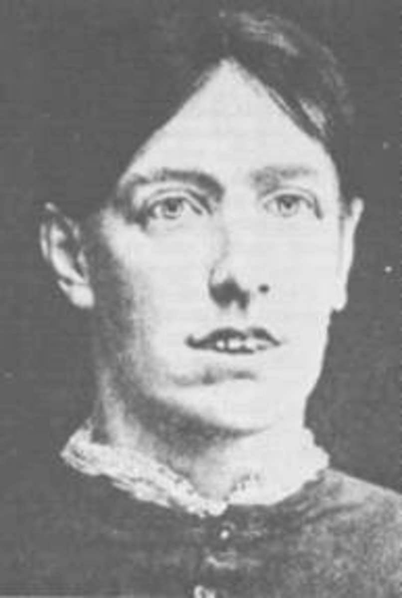 Mary Pearcey Who May Have Been Jill The Ripper