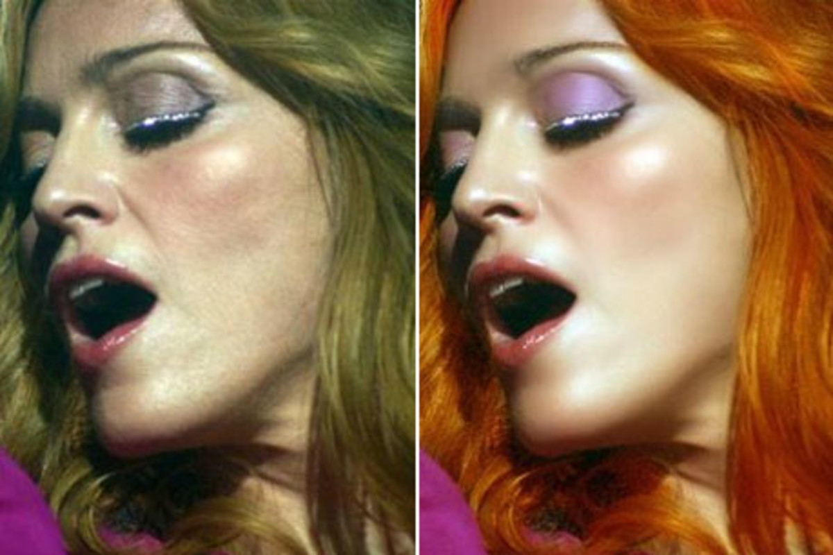 Retouched: The True Face of Hollywood (Before & After)