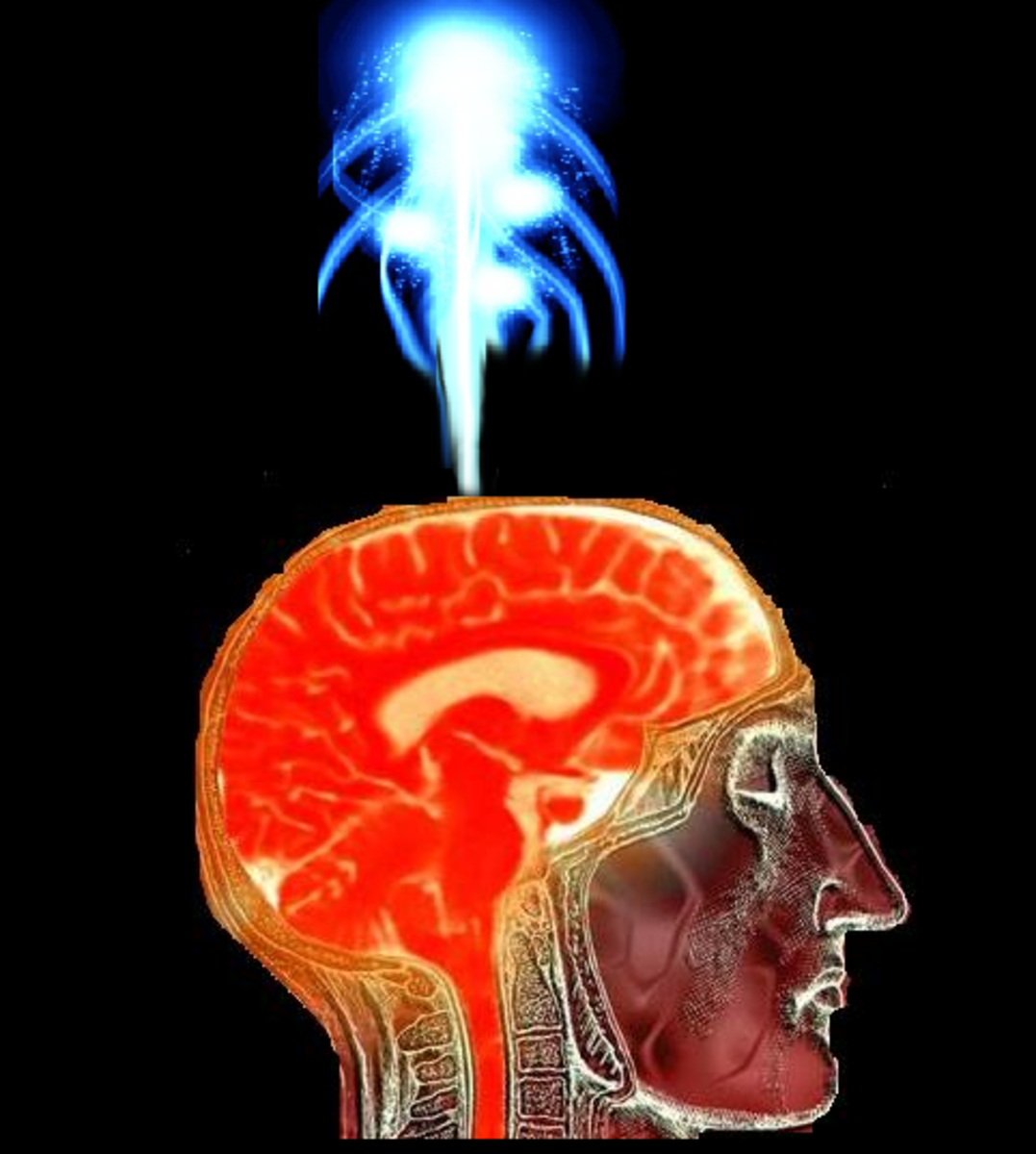 Consciousness, Thoughts and the Brain