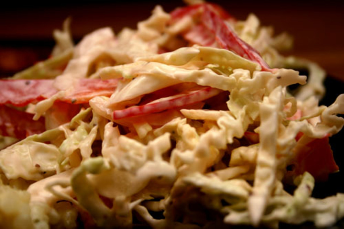 Creamy-Style Southern Coleslaw Recipe: A Great Barbecue Side