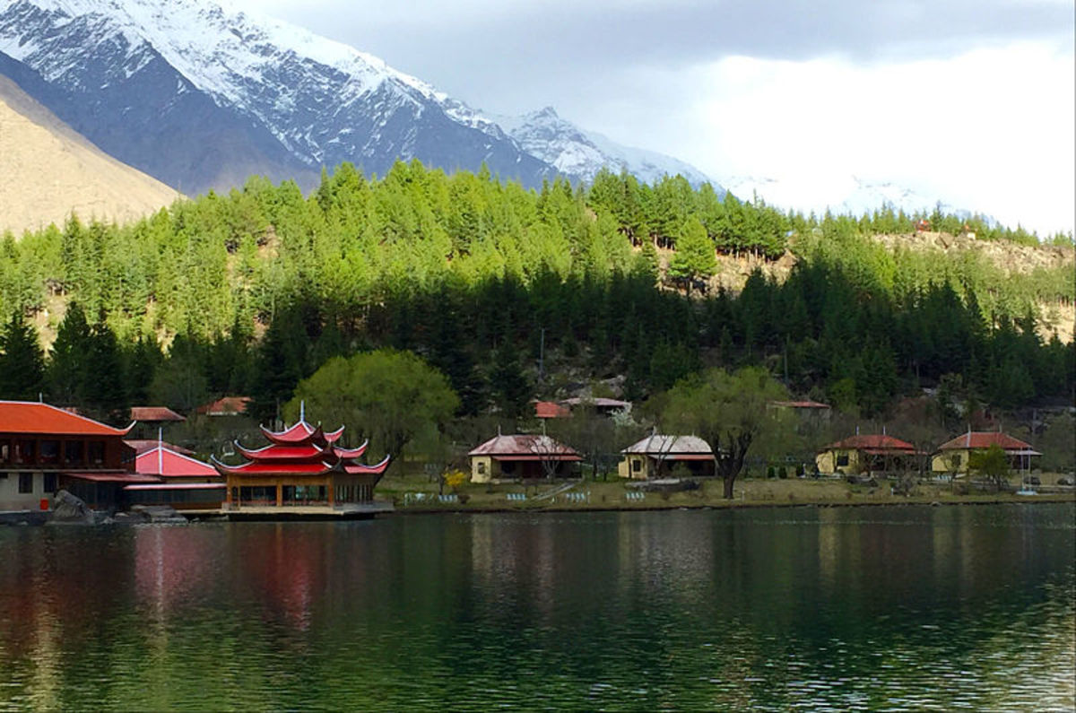 A resort called Shangri La
