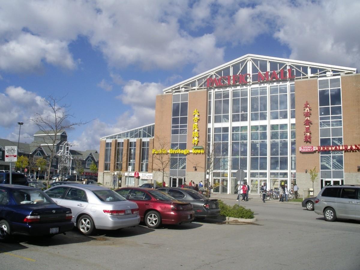 Pacific Mall (public domain)