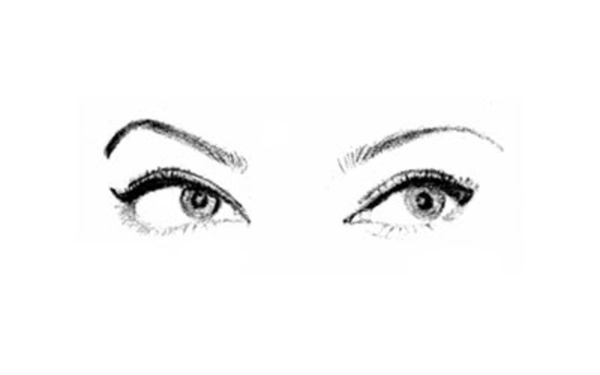 Eyes Of Aishwarya Rai