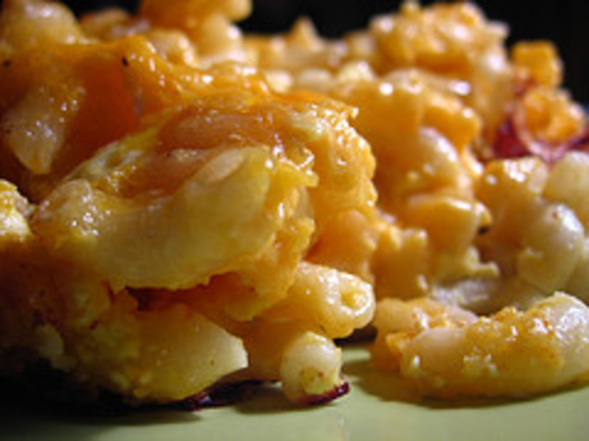 Macroni and cheeses recipe