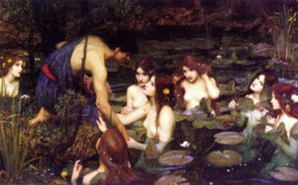 The Nymphs