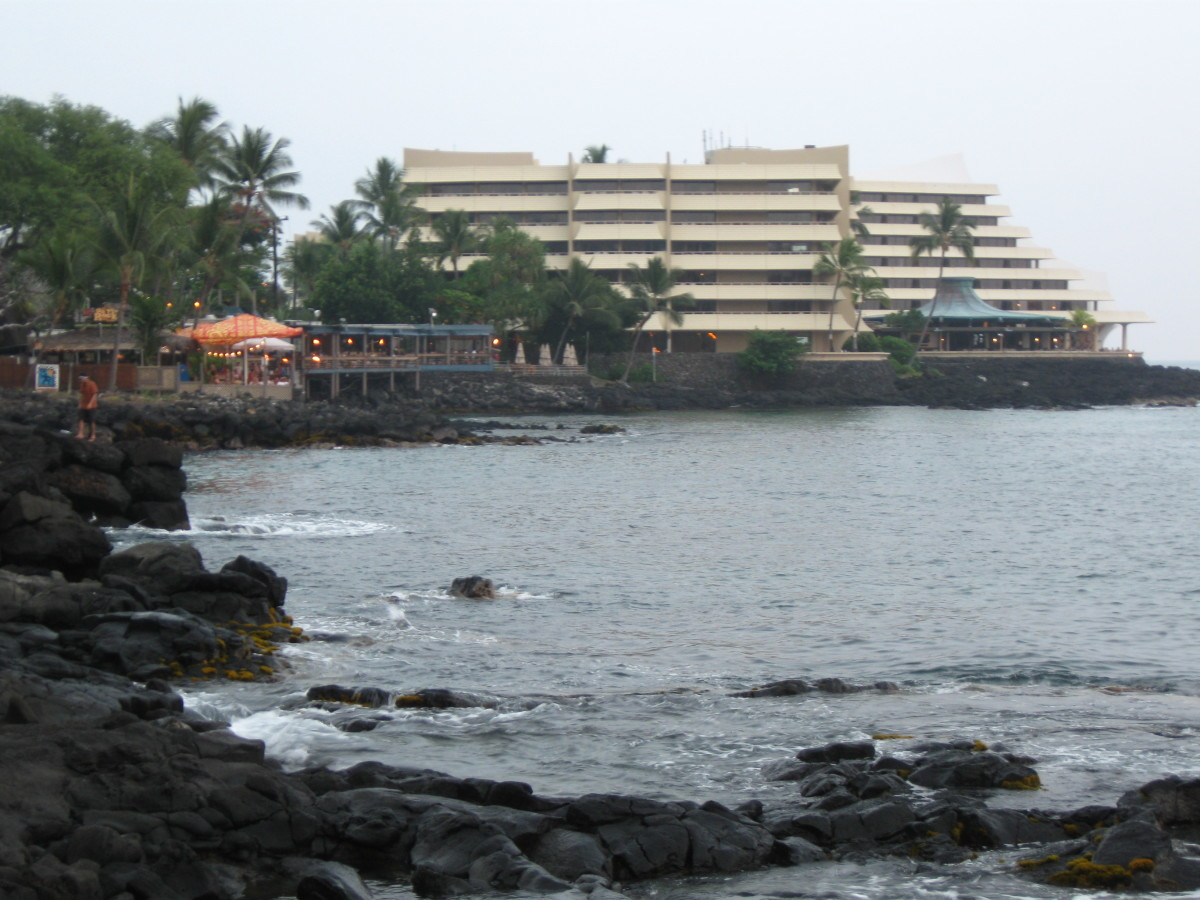 Shell Vacations Royal Kona Resort - Kailua, Kona, Hawaii