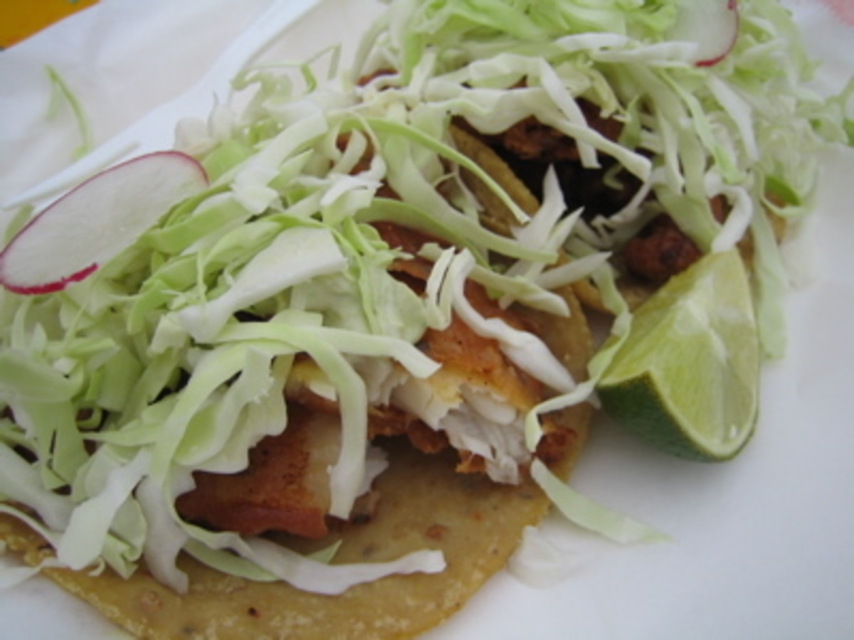 Basic Fish Tacos Recipes — Dishmaps