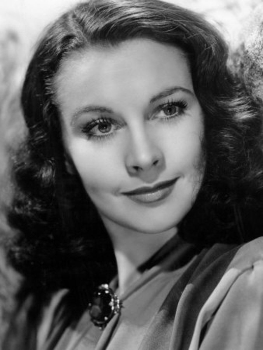 Vivien Leigh, English Southern Belle