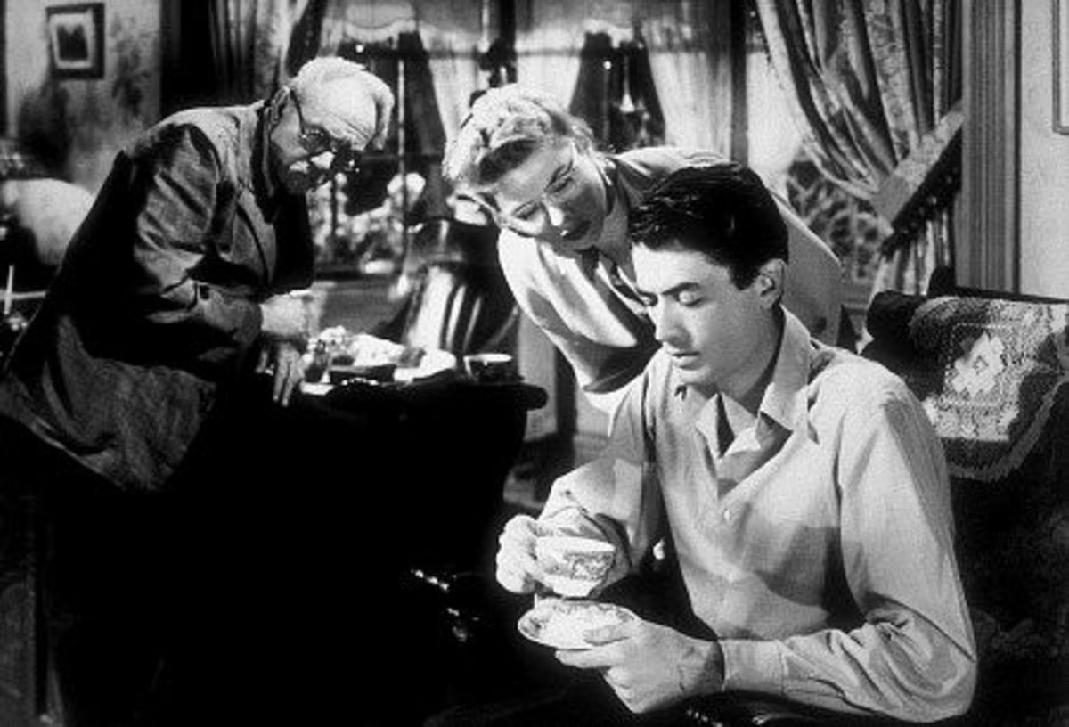 Spellbound (1945) with Ingrid Bergman