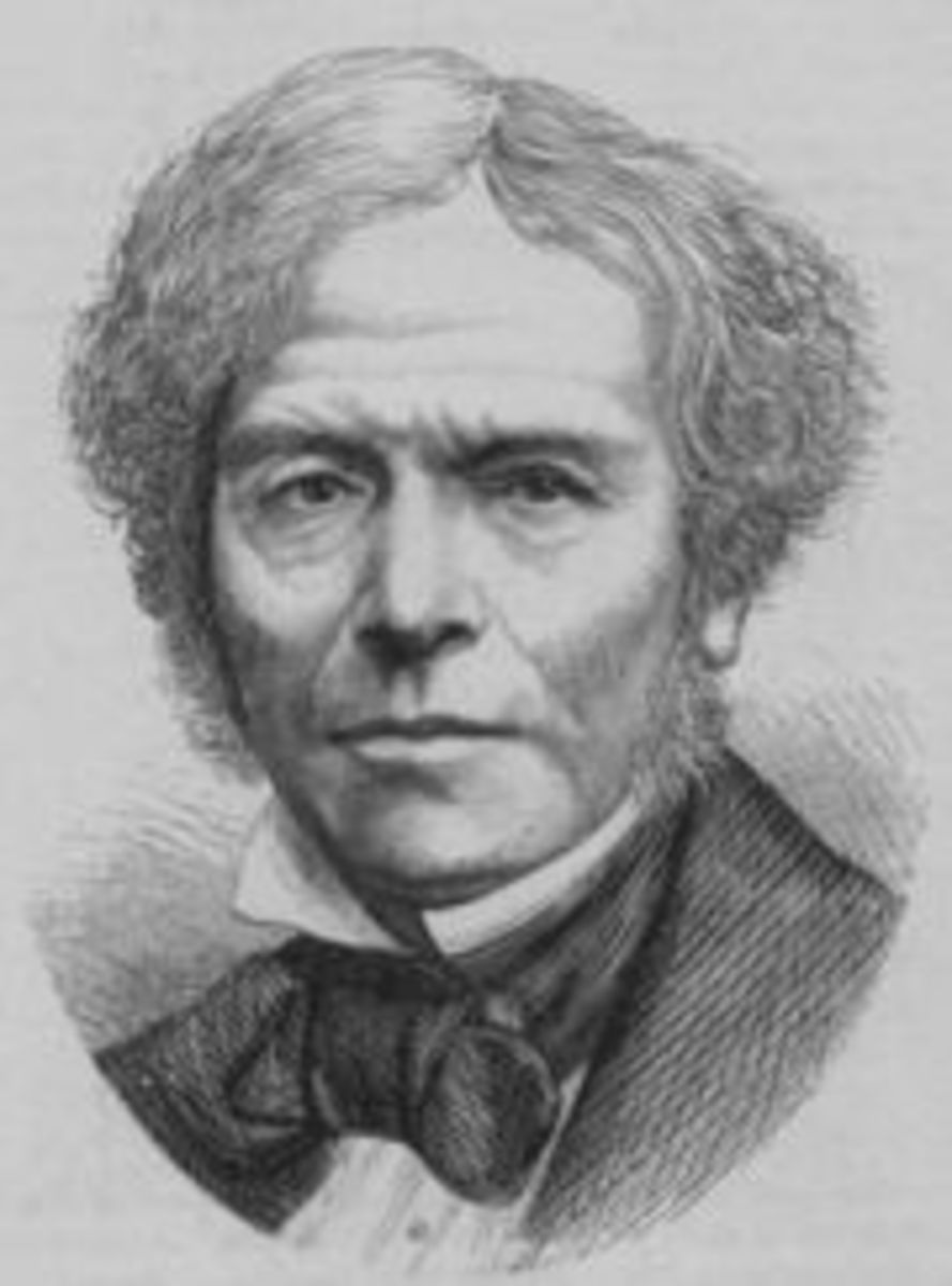 Faraday, the Father of Electricity