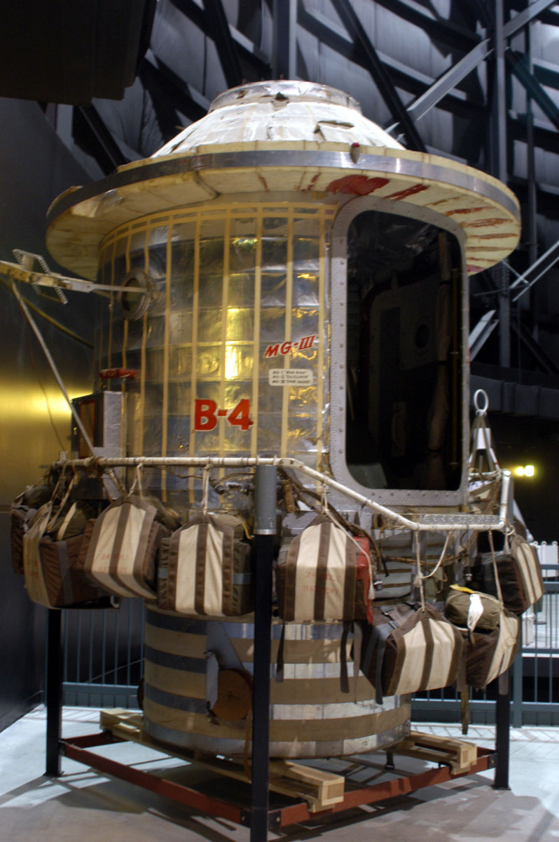 The Stargazer Gondola -- space flight before capsules and ships