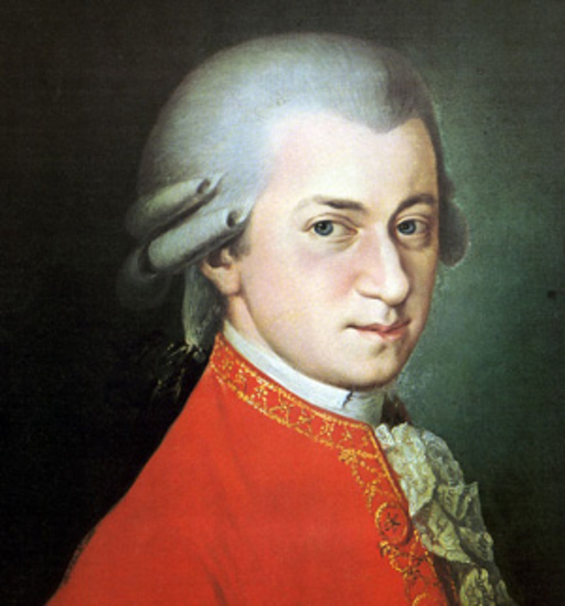Wolfgang Amadeus Mozart, In a Nutshell (Facts About W.A. Mozart)