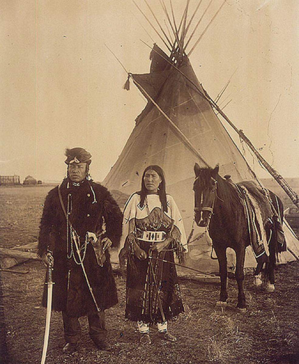 Native North American Nations in Saskatchewan, Alberta, and Manitoba