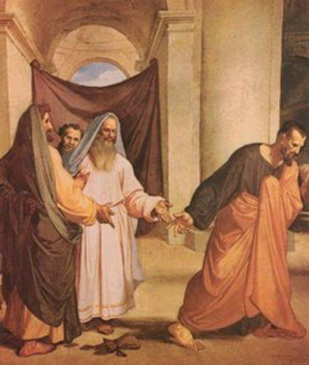Judas the Misunderstood Disciple