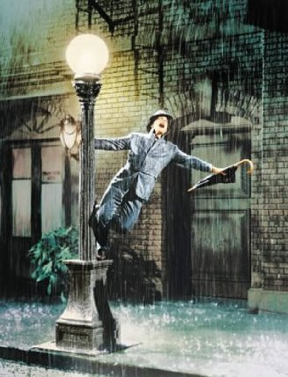 Singin' In The Rain, Happy Hollywood