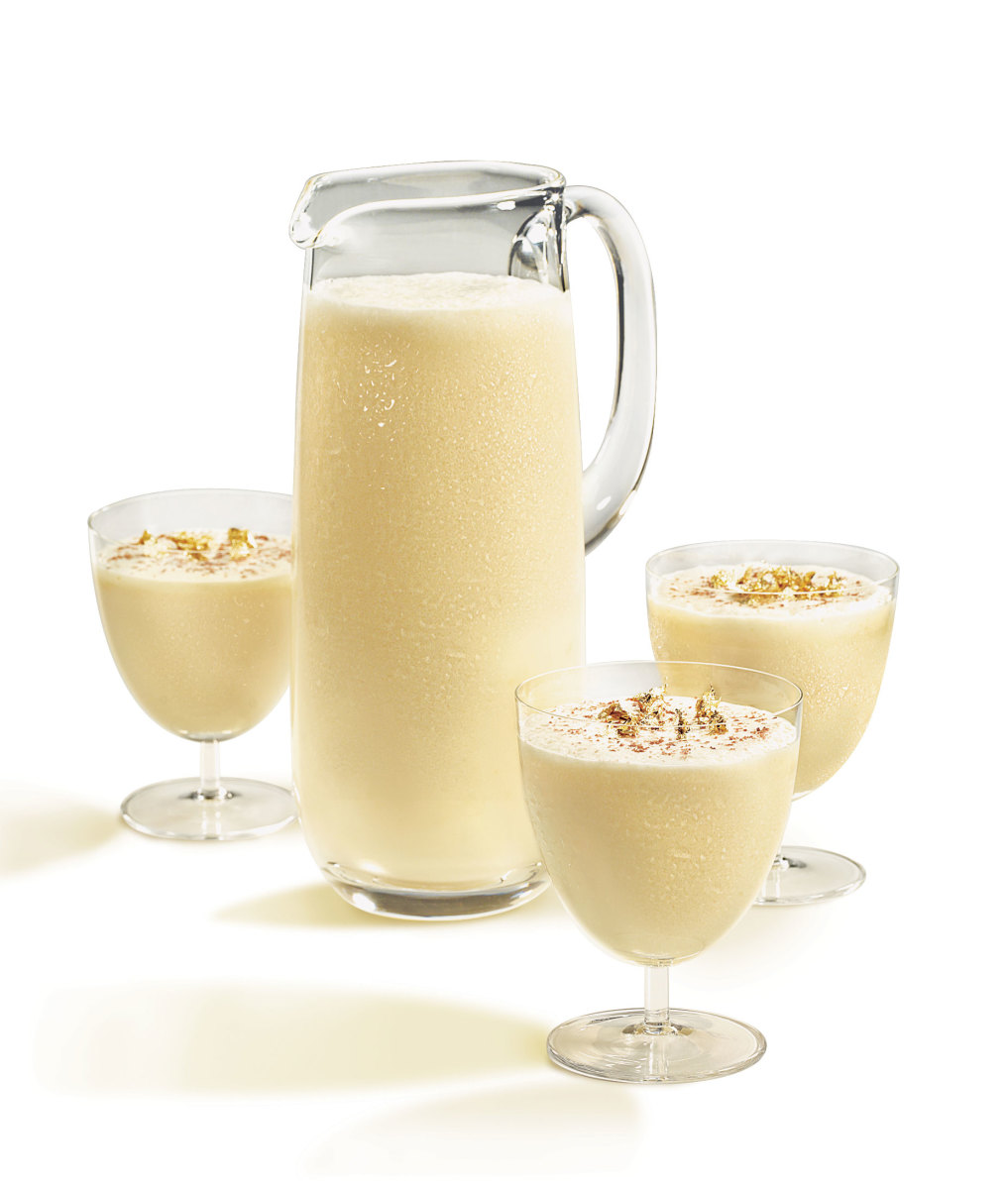Easy Eggnog Recipes - Low-Fat, Fat-Free, Sugar-Free, Dairy-Free